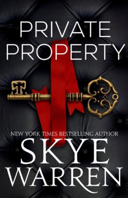 Blitz: Private Property by Skye Warren